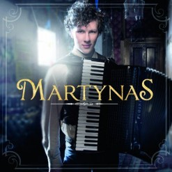 Martynas CD Cover